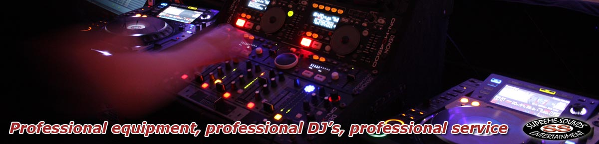 Supreme Sounds Mobile Disco Ipswich,, Mobile Disco Suffolk, Mobile Disco Woodbridge