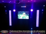 Birthday Party with Video Screen - David Lloyd Ipswich